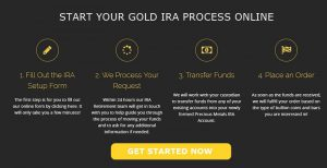 Gold Ira Getting Started