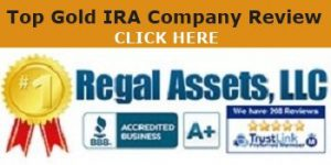 Online Gold Investment Regal Assets