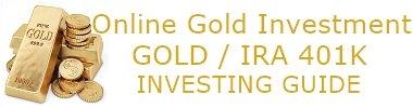 Online Gold Investment