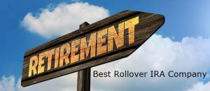 Best Rollover IRA Company