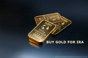 Buy Gold For IRA