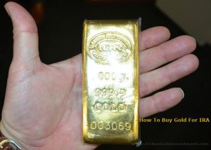 How To Buy Gold For IRA