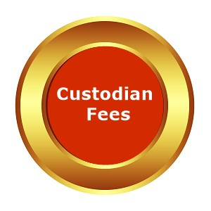 custodian fees