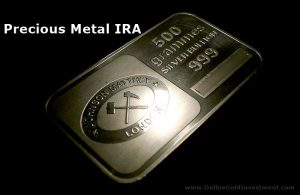 precious metal ira