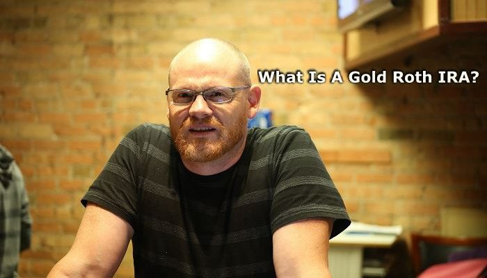 what is a gold roth ira