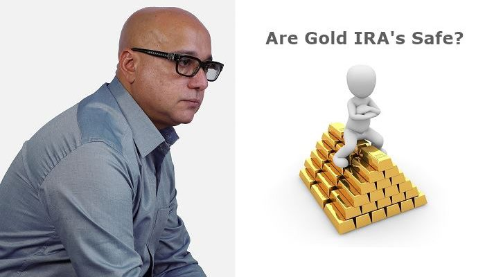 are gold iras safe