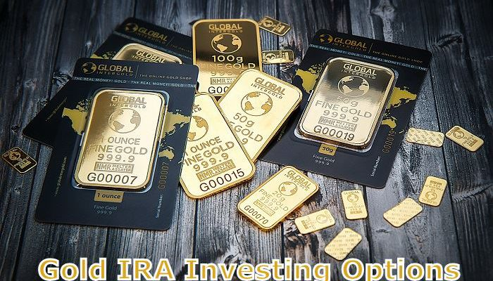 gold ira investing options