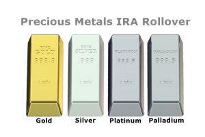 precious metals ira rollover