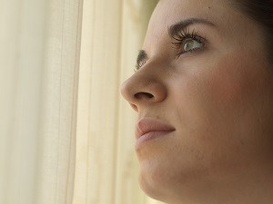 Woman looking puzzled wondering how