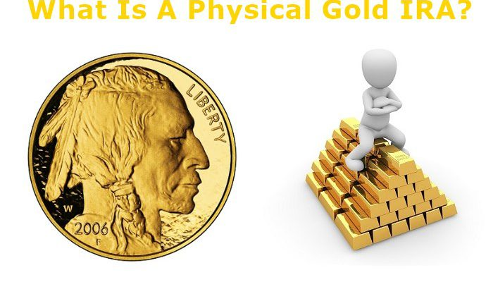 gold coin and a man icon sitting on a pile of gold bars