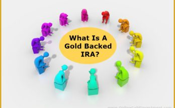 What Is A Gold Backed IRA