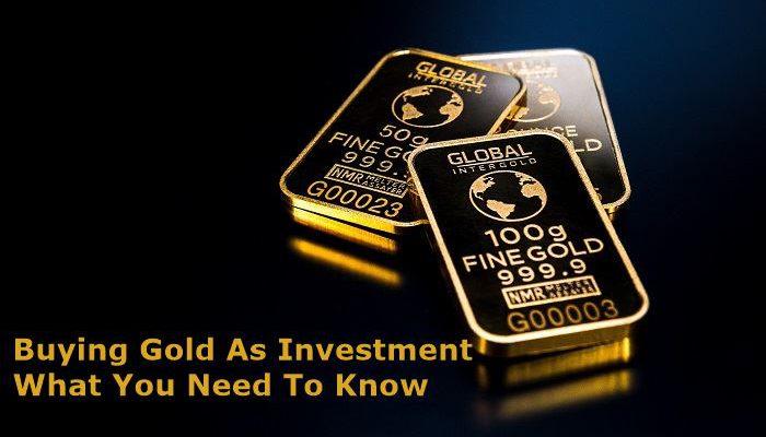 100g fine gold bars