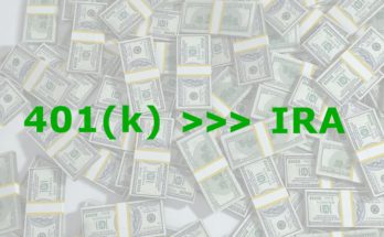 How To Move 401k To IRA